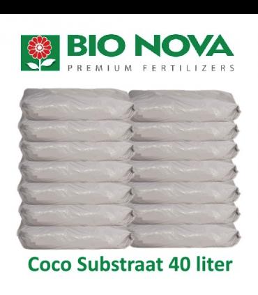 Bio Nova Coco substraat 40L